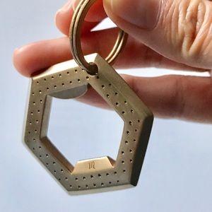 Madewell Salut Key Chain